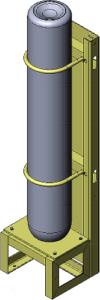 ASCR50 air storage cylinders
