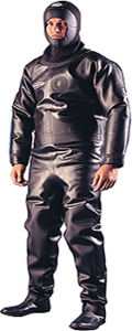 Military 1050 dry suit