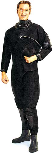 Nexus Drysuit