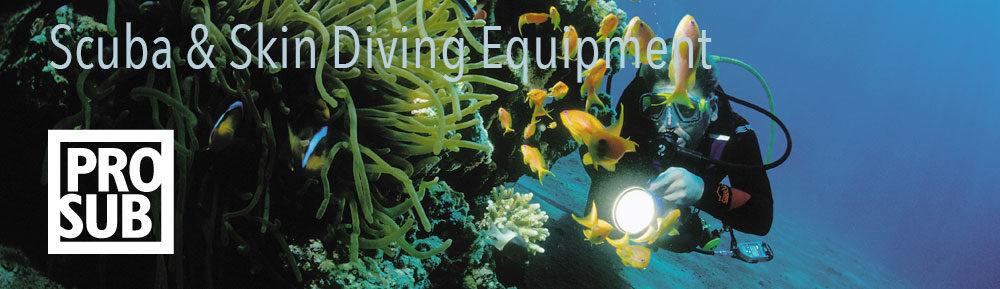 Scuba Diving lights