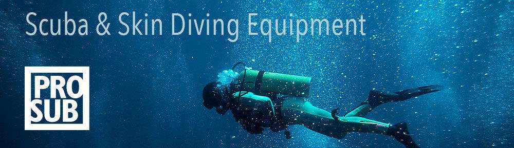 ProSub Scuba Skin Diving