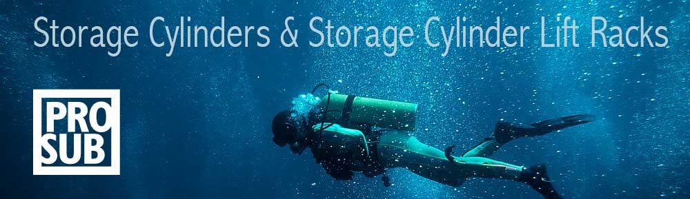 Storage Cylinders and Lift Racks