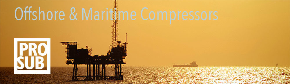 Offshore Maritime compressors